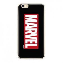 MARVEL 001 Zadní Kryt Black pro iPhone 6/7/8