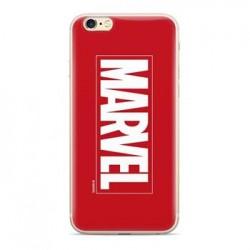 MARVEL 001 Zadní Kryt Red pro iPhone XS