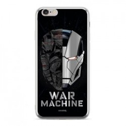 MARVEL Iron Man War 001 Zadní Kryt Silver pro Huawei P20 Lite