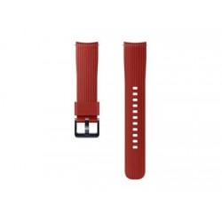 ET-YSU81MRE Samsung Watch Silikonový Řemínek 20mm Red (EU Blister)