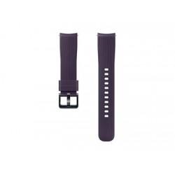 ET-YSU81MVE Samsung Watch Silikonový Řemínek 20mm Violet (EU Blister)