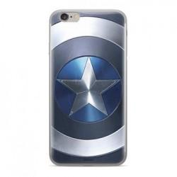 MARVEL Captain America 005 Zadní Kryt Blue pro Huawei P20 Lite