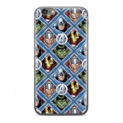 MARVEL Avengers 004 Zadní Kryt pro Huawei Y5 2018 Multicolored