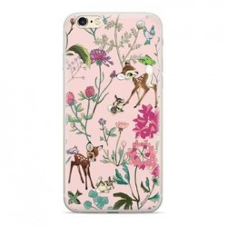 Disney Bambi 001 Zadní Kryt pro Huawei Y6 Prime 2018 Pink