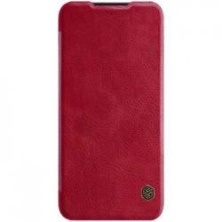 Nillkin Qin Book Pouzdro Red pro Xiaomi Redmi Note 7