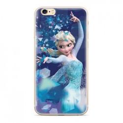 Disney Elsa 011 Back Cover Blue pro iPhone 5/5S/SE
