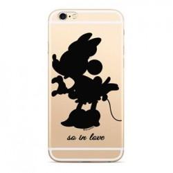 Disney Minnie 002 Back Cover Transparent pro Huawei P20 Lite