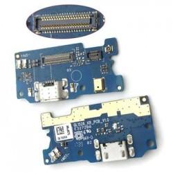 Asus Zenfone 4 Max ZC520KL Deska vč. microUSB Dobíjecího Konektoru