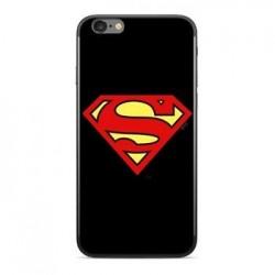 Superman Zadní Kryt 002 Black pro Huawei Y6 2018