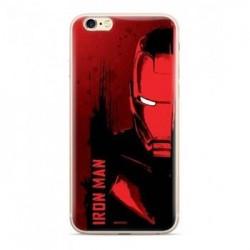 MARVEL Iron Man 004 Zadní Kryt pro Samsung A750 Galaxy A7 2018 Red