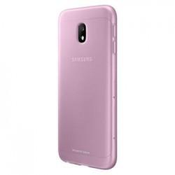 EF-AJ330TPE Samsung Jelly Cover Pink pro Galaxy J3 2017 (Pošk. Blister)