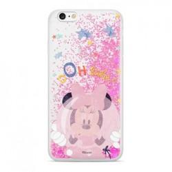Disney Minnie 046 Glitter Back Cover pro Samsung J500 Galaxy J5 Pink