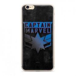 MARVEL Captain Marvel 015 Kryt pro iPhone 6/7/8 Black