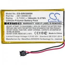 CS-GRV200SH Baterie 180mAh Li-Pol pro Garmin Vivoactive HR