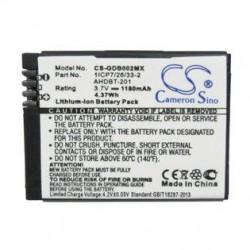 CS-GDB002MX Baterie 1180mAh Li-Ion pro GoPro Hero 3/3+