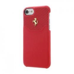 FEHOGHCP7RE Ferrari Lusso Kryt pro iPhone 7/8 Red