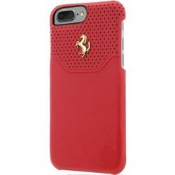 FEHOGHCP7LRE Ferrari Lusso Kryt pro iPhone 7/8 Plus Red