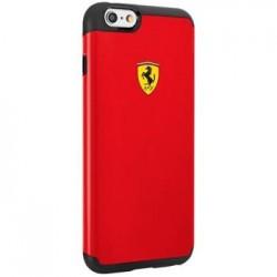 FESPHCP6RE Ferrari ShockProof Kryt pro iPhone 6/6S Red
