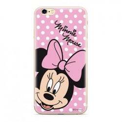 Disney Minnie 008 Back Cover pro Samsung J610 Galaxy J6+ Pink