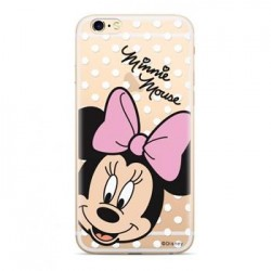 Disney Minnie 008 Back Cover pro Samsung J610 Galaxy J6+ Transparent