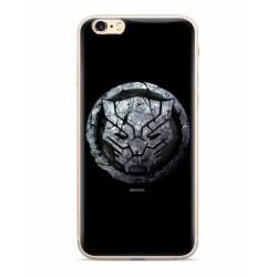 MARVEL Black Panther 013 Zadní Kryt pro Samsung J600 Galaxy J6 2018 Black