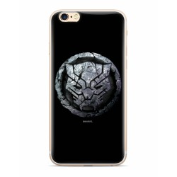 MARVEL Black Panther 013 Zadní Kryt pro iPhone 6/7/8 Plus Black