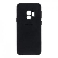 EF-XG960ABE Samsung Alcantara Cover Black pro G960 Galaxy S9 (Pošk. Blister)