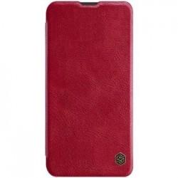 Nillkin Qin Book Pouzdro pro Samsung Galaxy A50 Red