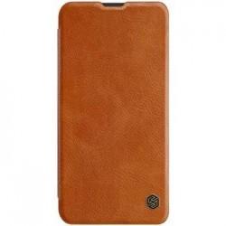 Nillkin Qin Book Pouzdro pro Samsung Galaxy A50 Brown