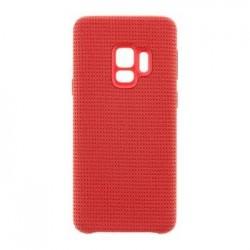 EF-GG960FRE Samsung Hyperknit Cover Red pro G960 Galaxy S9 (Pošk. Blister)