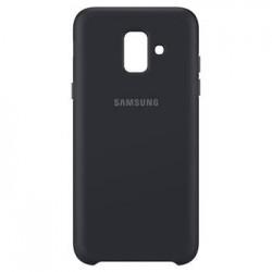 EF-PA600CBE Samsung Dual Layer Cover Black pro Galaxy A6 2018 (Pošk. Blister)
