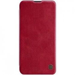 Nillkin Qin Book Pouzdro pro Samsung Galaxy A70 Red