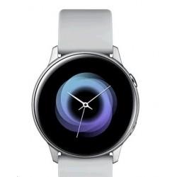 Samsung watch Active SM-R500, stříbrná