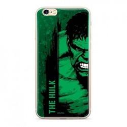 MARVEL Hulk 001 Zadní Kryt pro iPhone XS Max Green