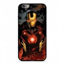 MARVEL Iron Man 023 Premium Glass Zadní Kryt pro Samsung G950 Galaxy S8 Multicolored
