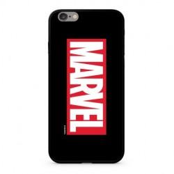 MARVEL 005 Premium Glass Zadní Kryt pro iPhone X Black