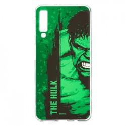 MARVEL Hulk 001 Zadní Kryt pro Samsung A405 Galaxy A40 Green
