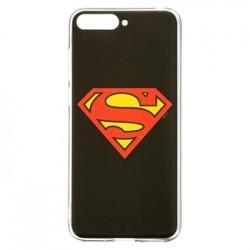 Superman Zadní Kryt 002 pro Huawei Y6 2019 Black
