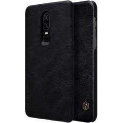 Nillkin Qin Book Pouzdro Black pro OnePlus 7 Pro