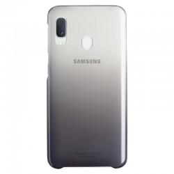 EF-AA202CBE Samsung Gradation Kryt pro Galaxy A20e Black (EU Blister)