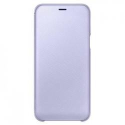 EF-WA600CVE Samsung Flip Case Violet pro Galaxy A6 2018 (Pošk. Blister)
