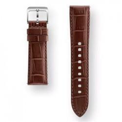 ET-YSA76MDE Samsung Gear S3 Náhradní Pásek Aligator Brown (EU Blister)