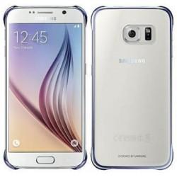 EF-QG925BBE Samsung Zadní Kryt Clear Black pro G925 Galaxy S6 Edge (EU Blister)