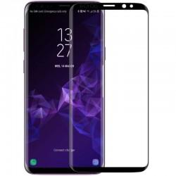 Nillkin Tvrzené Sklo 3D DS+ MAX Black pro Samsung G960 Galaxy S9