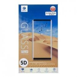 Mocolo 3D Tvrzené Sklo Black pro Samsung Galaxy A40