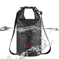 OUTXE IPX7 100% Voděodolný TPU 5L Batoh Black (EU Blister)