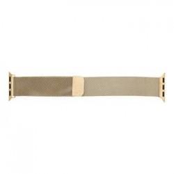 Handodo Loop Magnetický Kovový Pásek pro Fitbit Charge 3 Rose Gold (EU Blister)