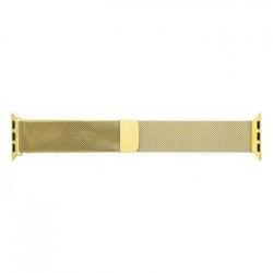 Handodo Loop Magnetický Kovový Pásek pro Garmin Fenix 5 Gold (EU Blister)