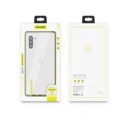 USAMS Primary TPU Zadní Kryt Transparent pro Samsung Galaxy Note 10+