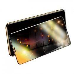 USAMS BH509 Tvrzené Sklo Anti Spy 0.33mm pro iPhone XS